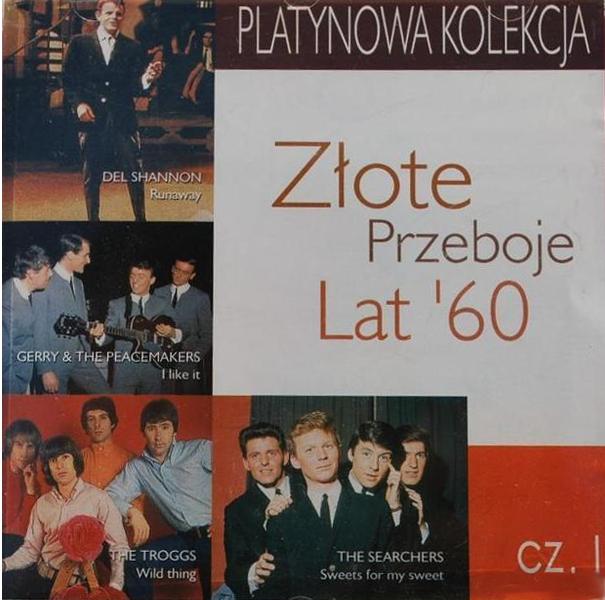Sklad. – Platynowa Kolekcja – Złote Przeboje Lat '60 Vol.1