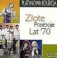 Sklad. – Platynowa Kolekcja – Złote Przeboje Lat '70 Vol.2