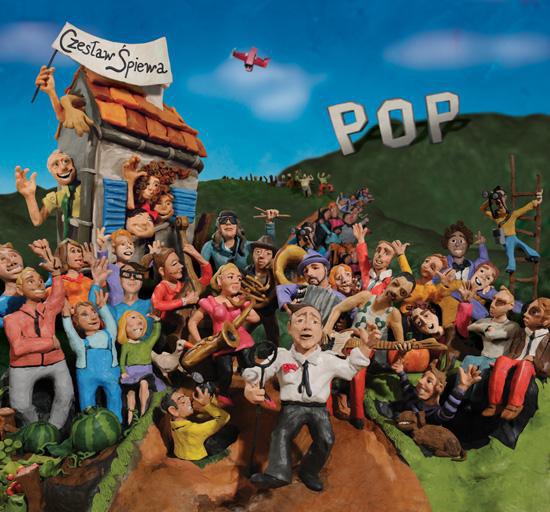 CZESŁAW ŚPIEWA – Pop