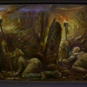 Wystawa Malarstwa Jana Śliżewskiego 1