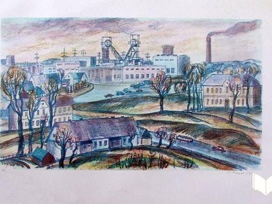 Wystawa Malarstwa Jana Śliżewskiego
