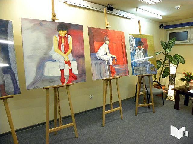 Wystaw Prac Grupy Twórczej Pasja