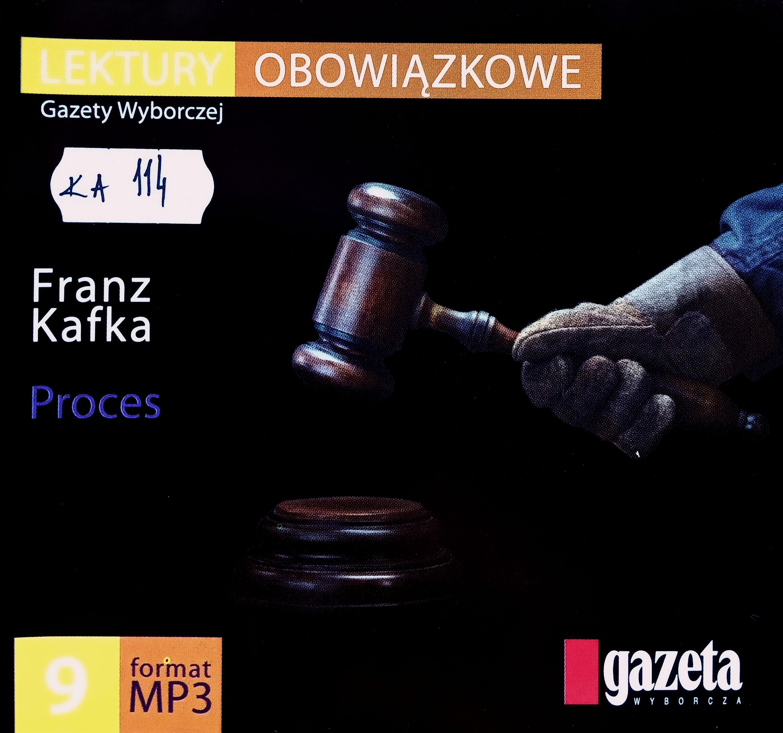 Kafka Franz Proces 1