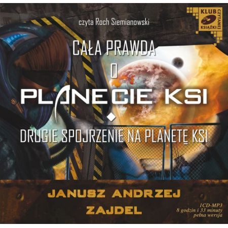 Zajdel Janusz Andrzej Cała Prawda O Planecie Ksi
