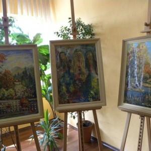 Wystawa Malarstwa Stanisławy Wojtyny 1