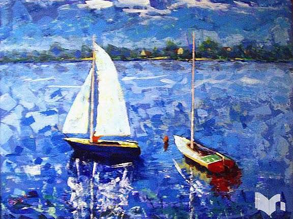 Antoni Korycik – Malarstwo