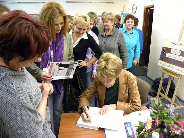 Spotkanie Autorskie Z Marią Czubaszek