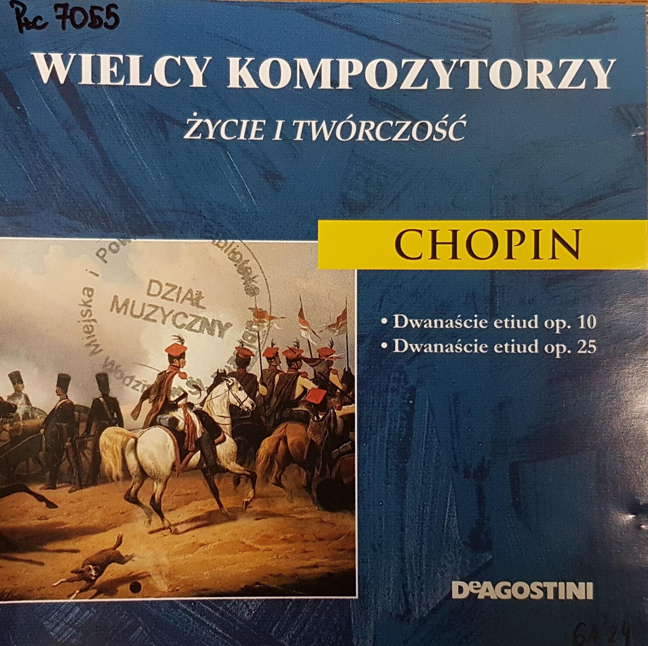 Chopin Fryderyk – Deagostini 2