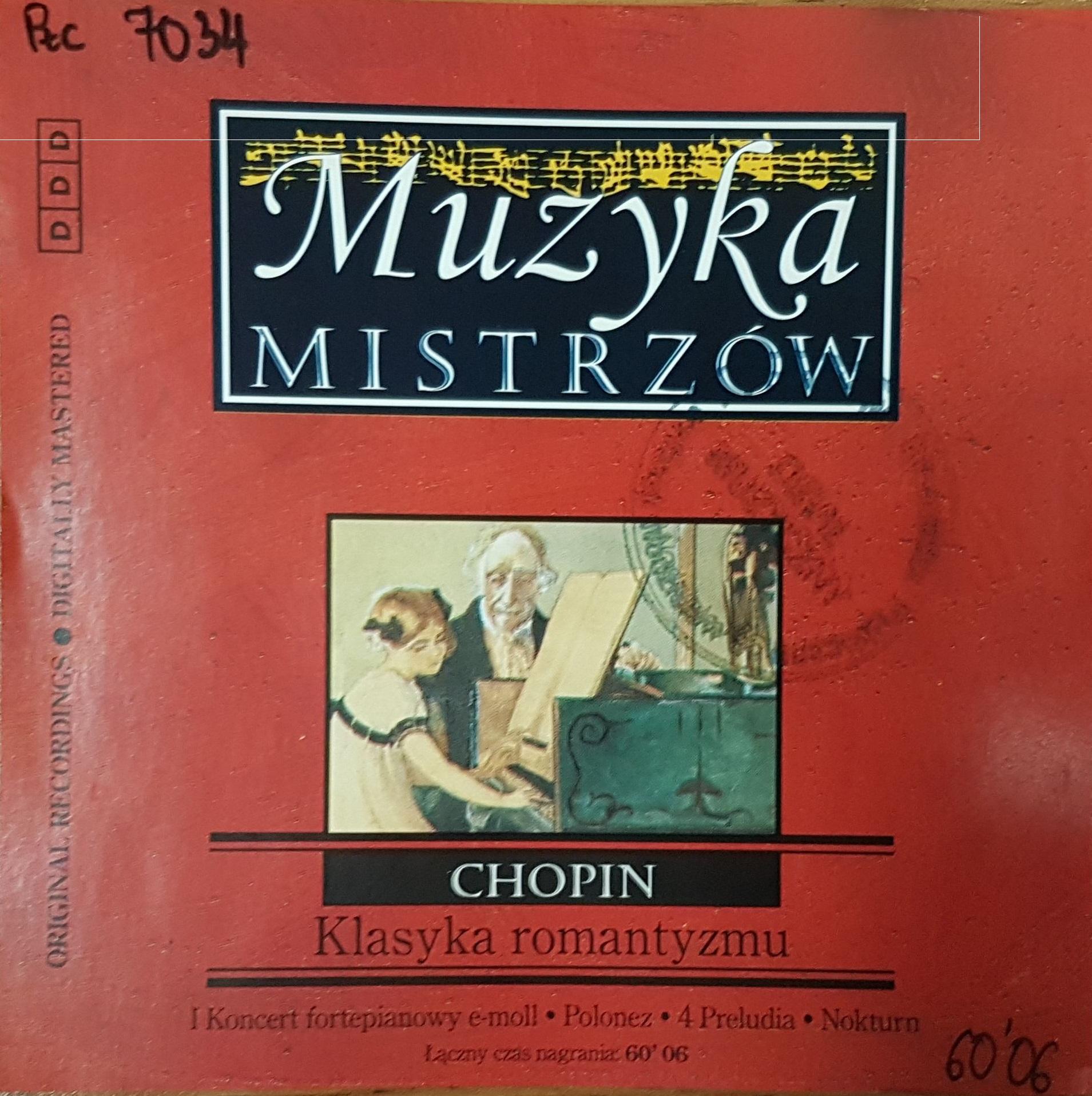 Chopin Fryderyk – Klasyka Romantyzmu
