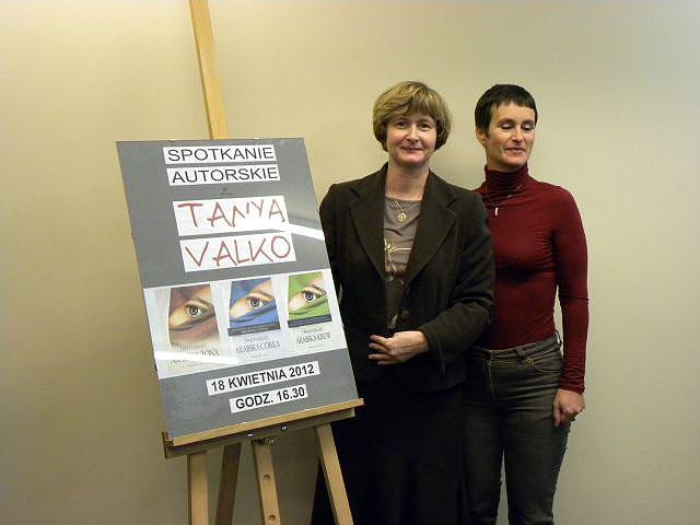 Tanya Valko W Bibliotece