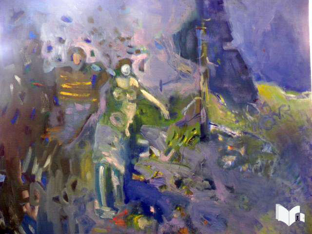 Malarstwo Grażyny Zarzeckiej