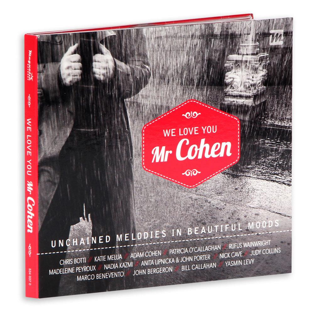 We Love You Mr Cohen
