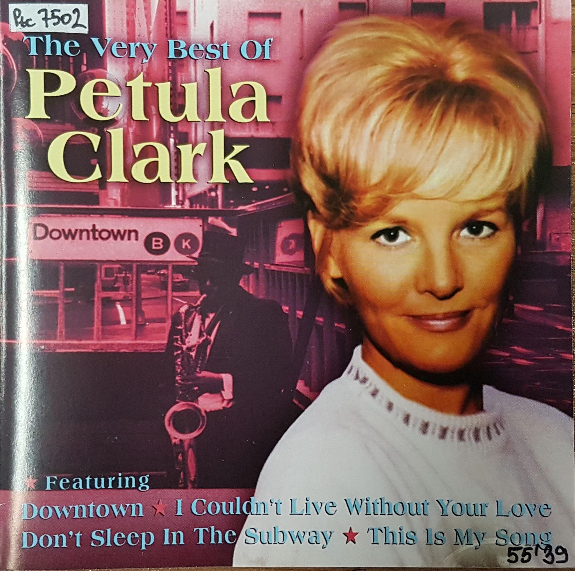 Clark Petula – Best Of