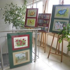 Maria Maślankowska Wystawa 2