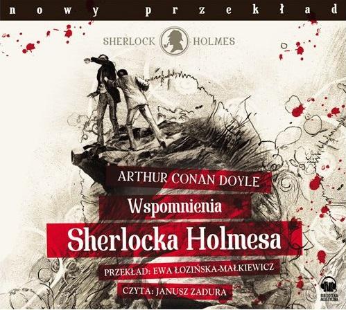 Doyle Arthur Conan - Wspomnienia Sherlocka Holmesa