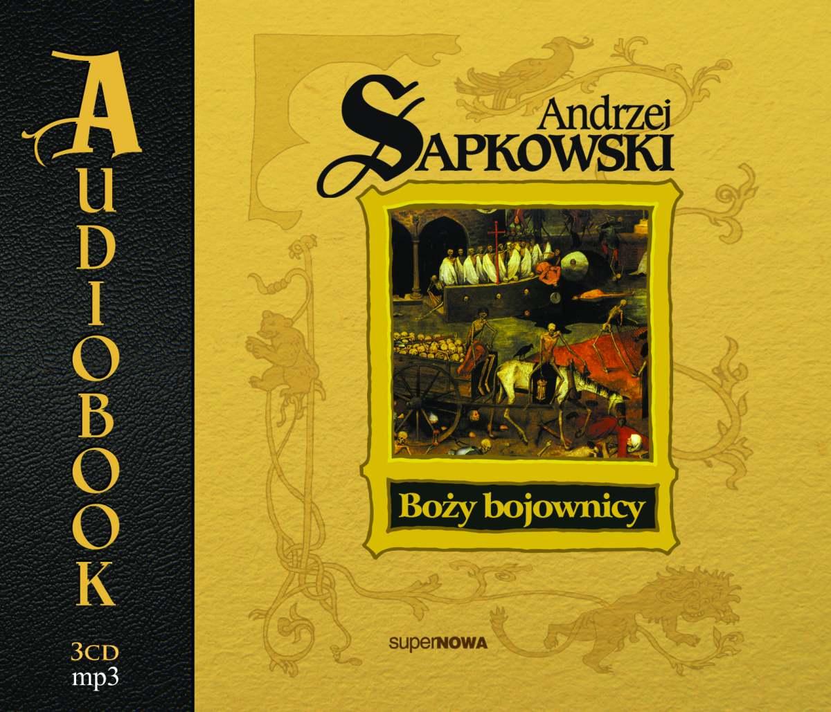 Sapkowski Andrzej Boży Wojownicy