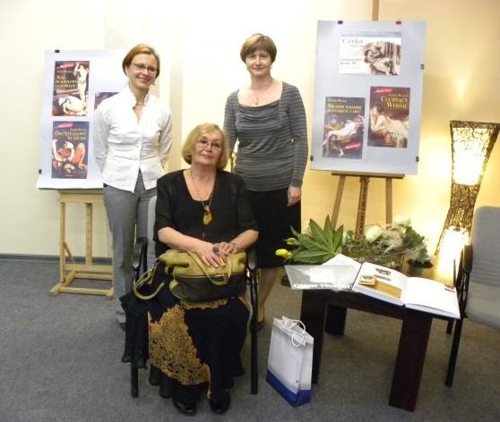 Spotkanie Autorskie Z Elwirą Watała