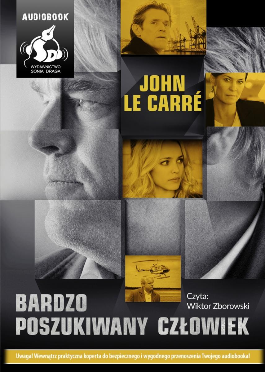 Le Carre John – Bardzo Poszukiwany Człowiek