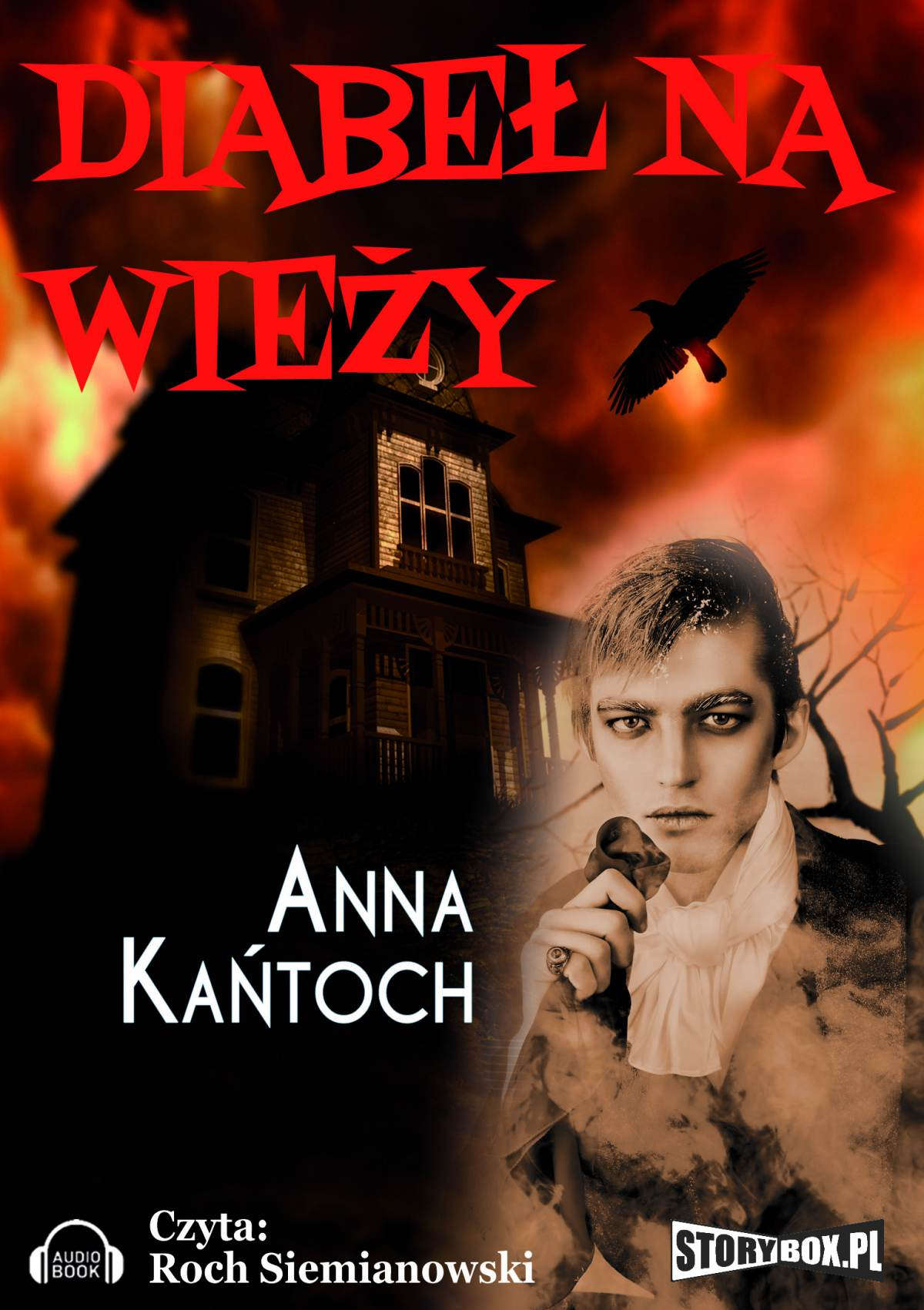Kańtoch Anna Diabeł Na Wieży