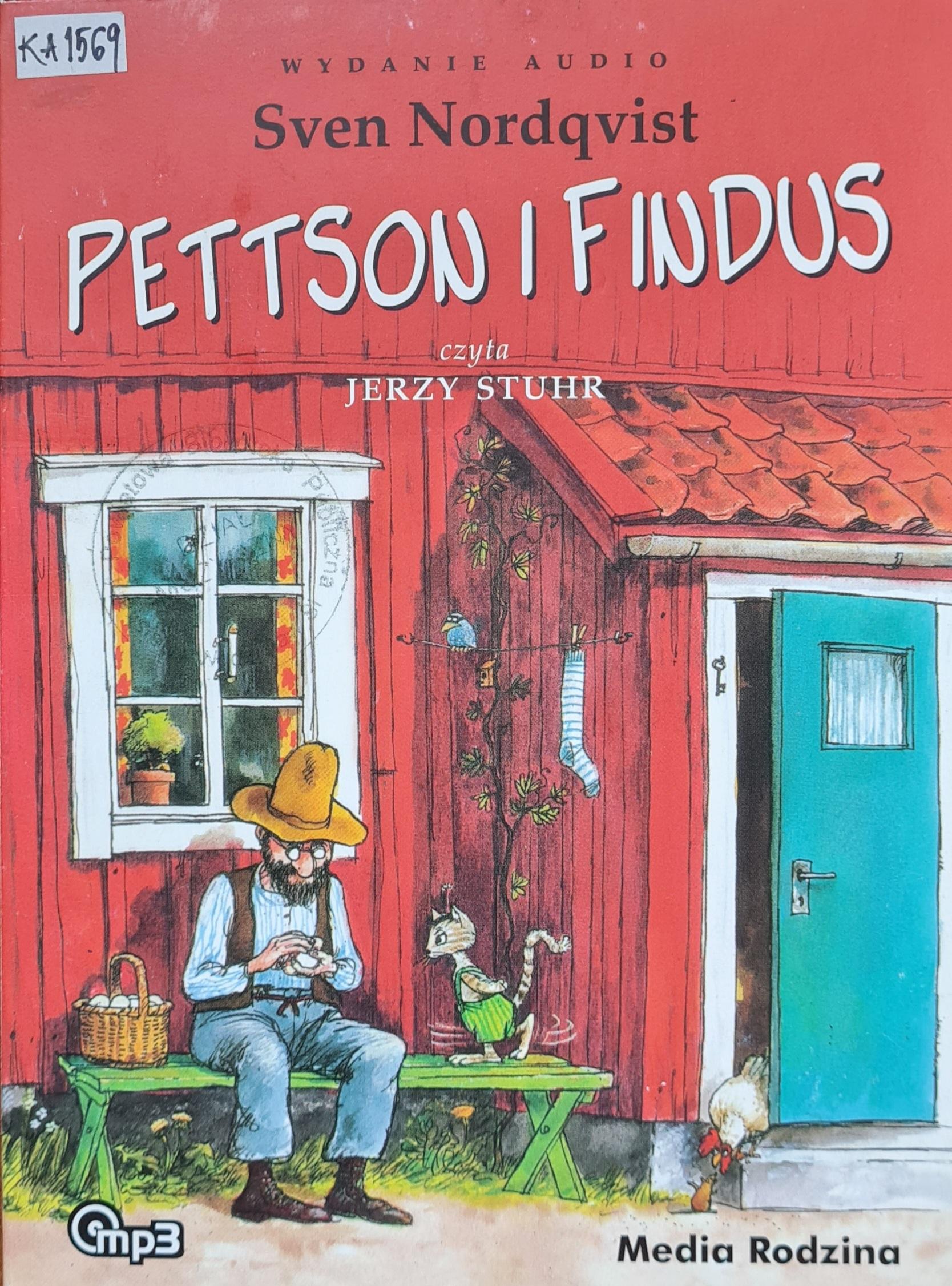 Nordqvist Sven Pettson I Findus