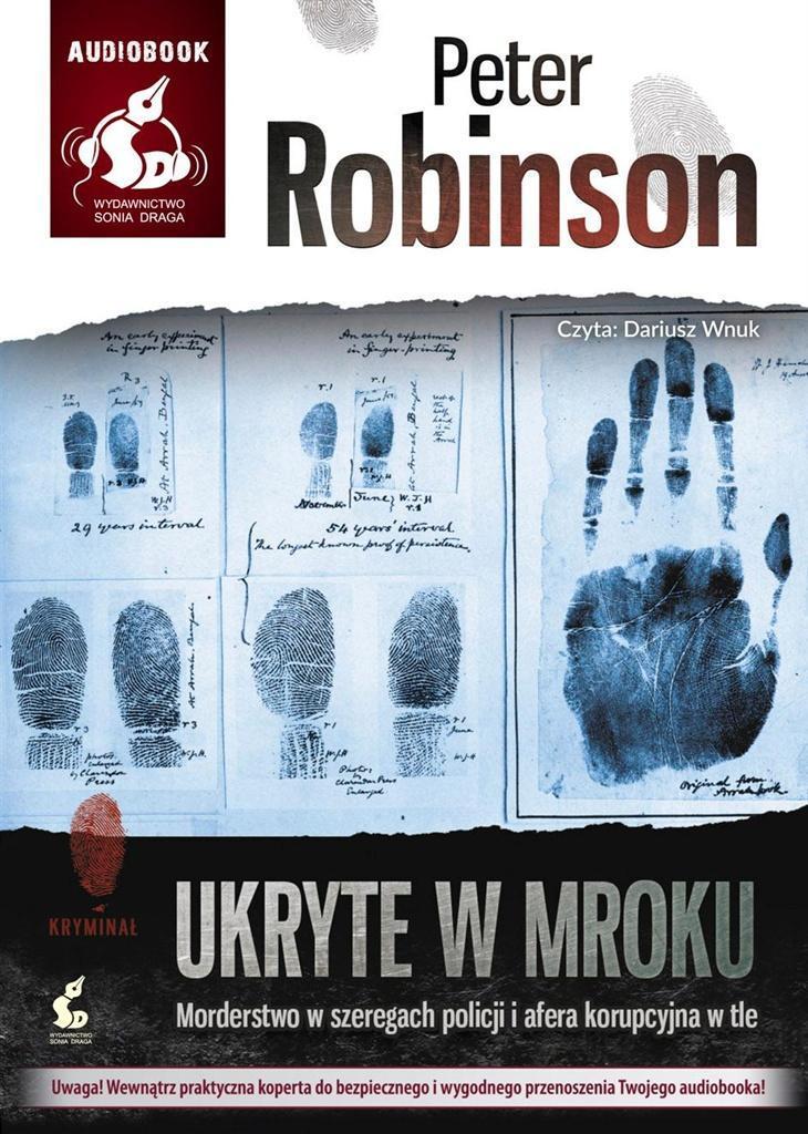 Robinson Peter Ukryte W Mroku