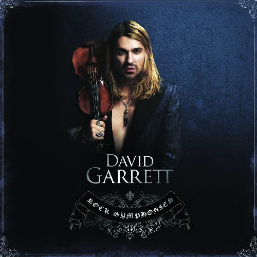 GARRETT DAVID – Rock Symphonies