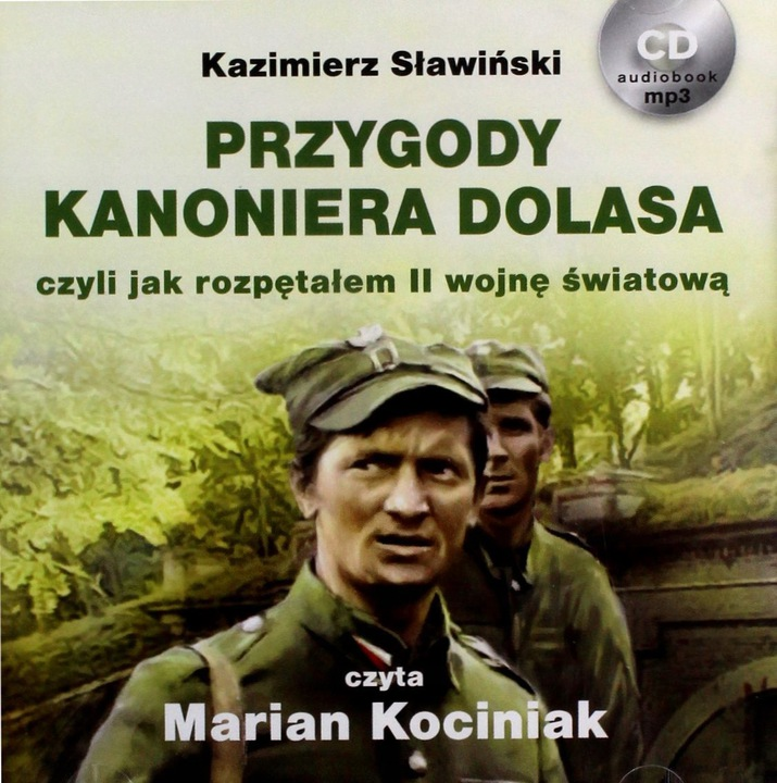 Sławiński Kazimierz Przygody Kanoniera Dolasa