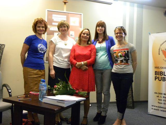 Spotkanie Z Romą Ligocką 1