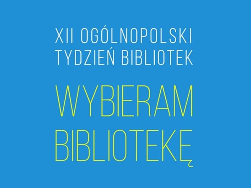 XII Tydzień Bibliotek