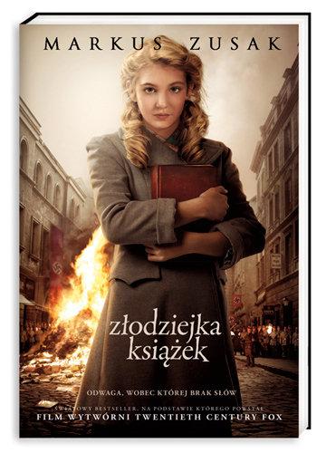 Zusak Markus – Złodziejka Książek