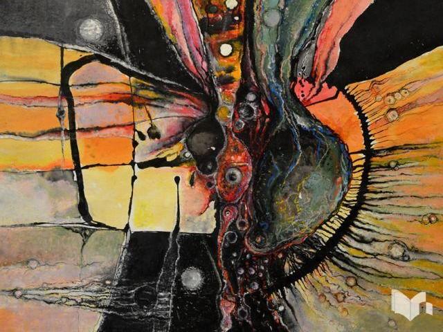 Malarstwo I Collage Aleksandry Kruszyńskiej