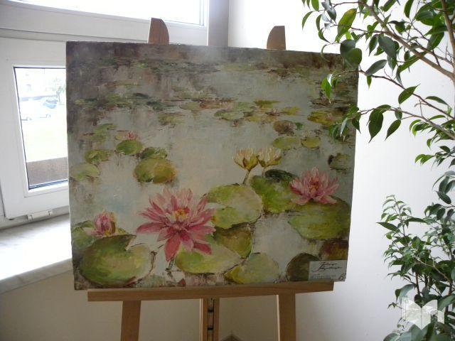 Żegnając Lato – Czekając Na Wiosnę – Wystawa Malarstwa Jadwigi Barteczko