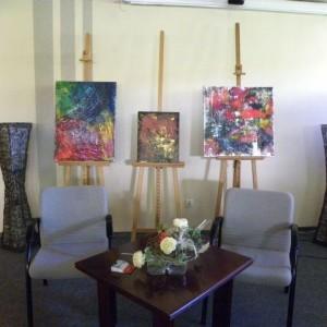 Barwy Mej Duszy – Wystawa Prac Aleksandry Bażant 3