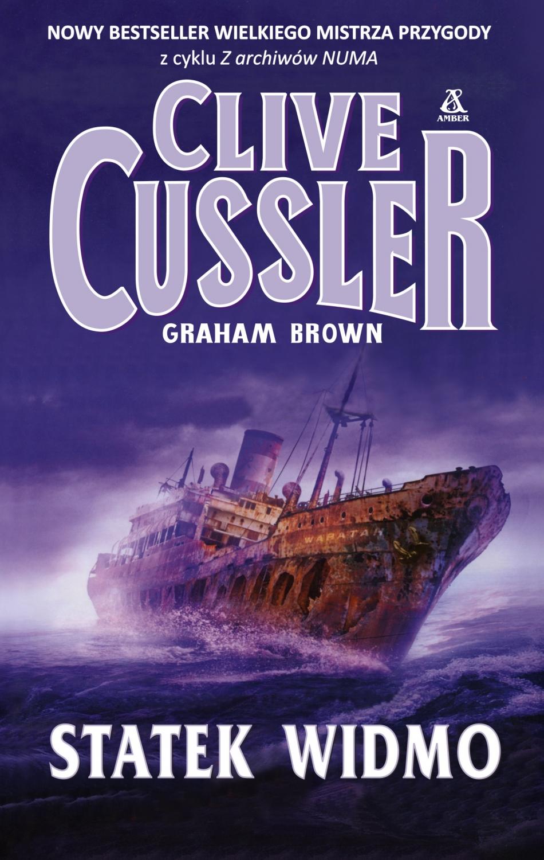 Cussler Clive – Statek Widmo