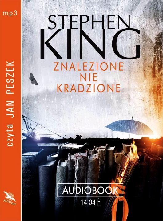 KING STEPHEN – ZNALEZIONE NIE KRADZIONE