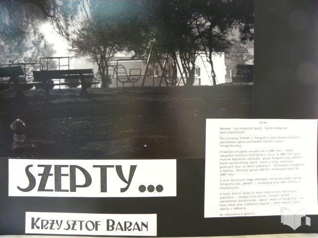 Wystawa Fotografii Krzysztofa Barana