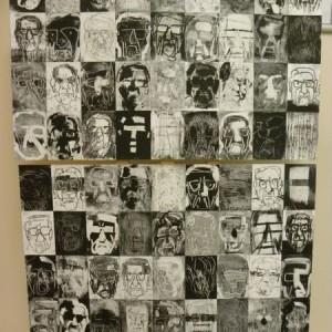 Wystawa Grafiki Marty Galisz 4
