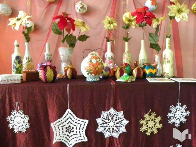 """""""Święta, święta…"""" – Wystawa Rękodzieła Teresy Kozioł"""