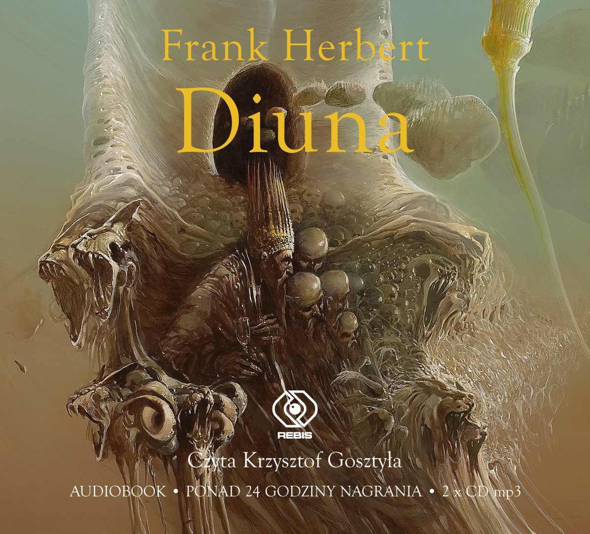 HERBERT FRANK – KRONIKI DIUNY 1. DIUNA