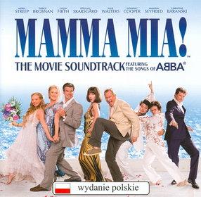 RÓŻNI WYKONAWCY (Meryl Streep, Amanda Seyfried, Pierce Brosnan… Utwory Z Repertuaru Abby) – MAMMA MIA!