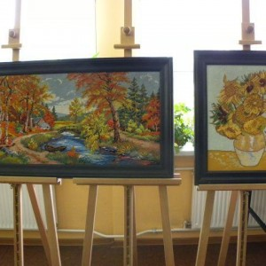Mistrzowie Malarstwa W Gobelinie – Henryka Czarnecka 2