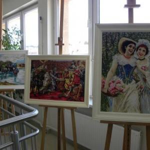 Mistrzowie Malarstwa W Gobelinie – Henryka Czarnecka 3