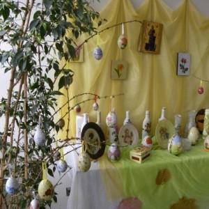 Rękodzieło świąteczno Wiosenne Pani Teresy Kozieł 1