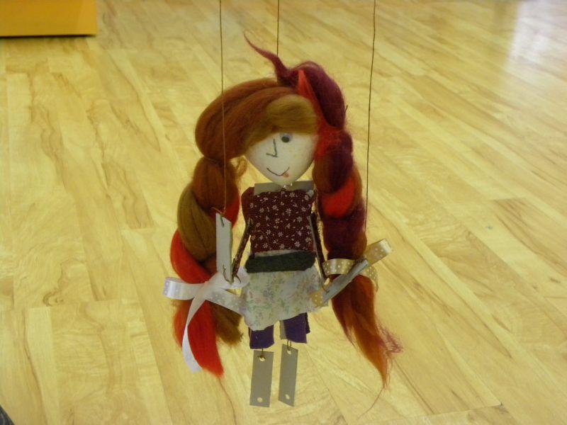Kukiełka Czy Marionetka9