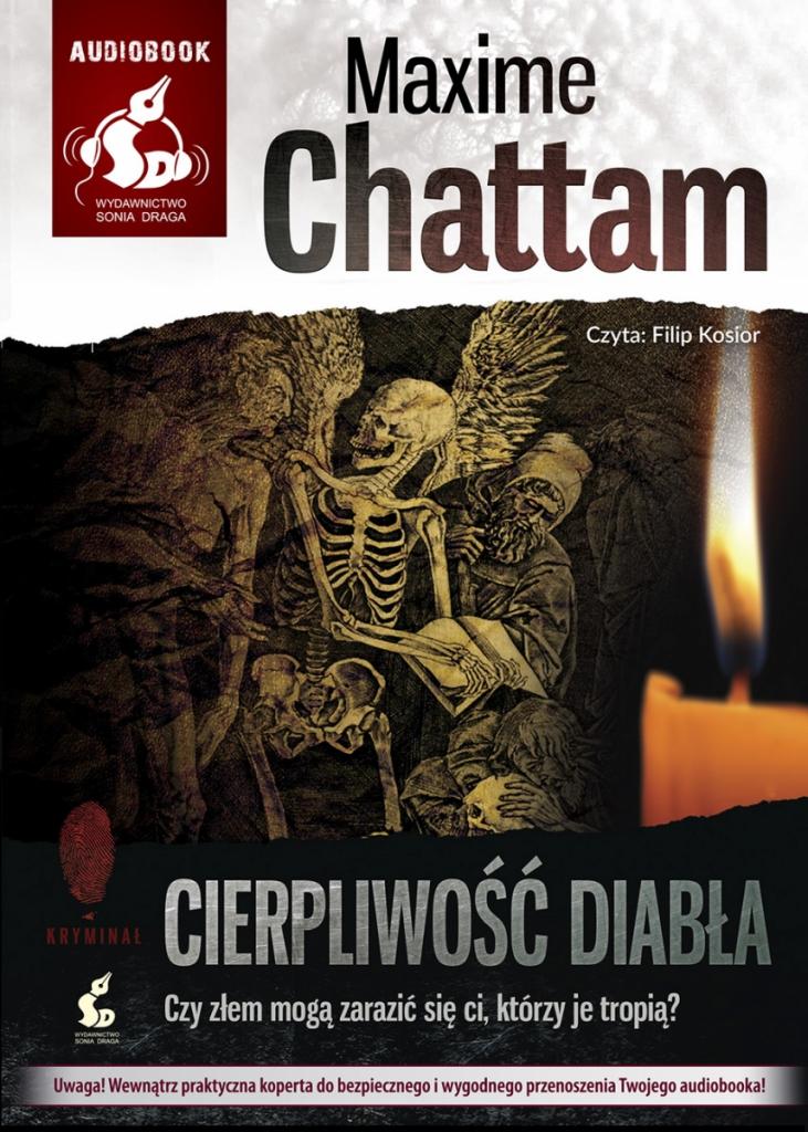 Chattam Maxime – Cierpliwość Diabła