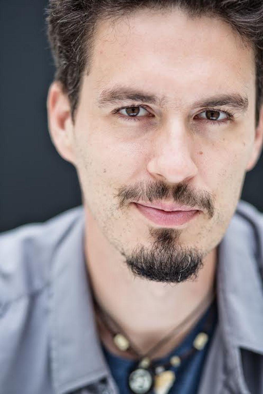 20.06.2014 Warszawa. Tomek Michniewicz, Dziennikarz, Backpacker Fot. Darek Golik
