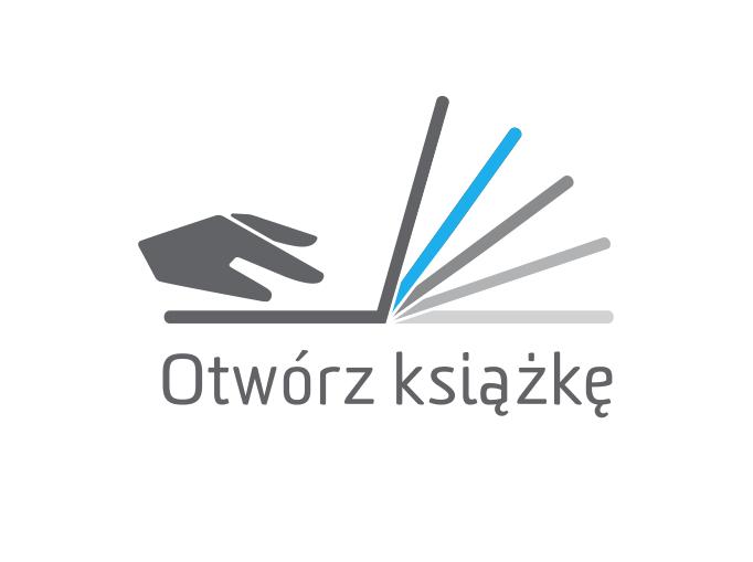 Otwórz Książkę – Logo