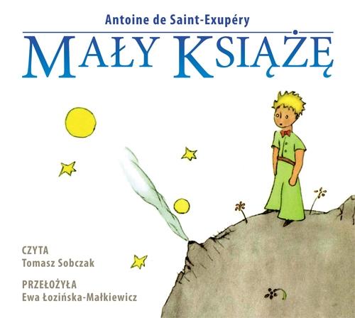 Saint Exupery Antoine De – Mały Książę