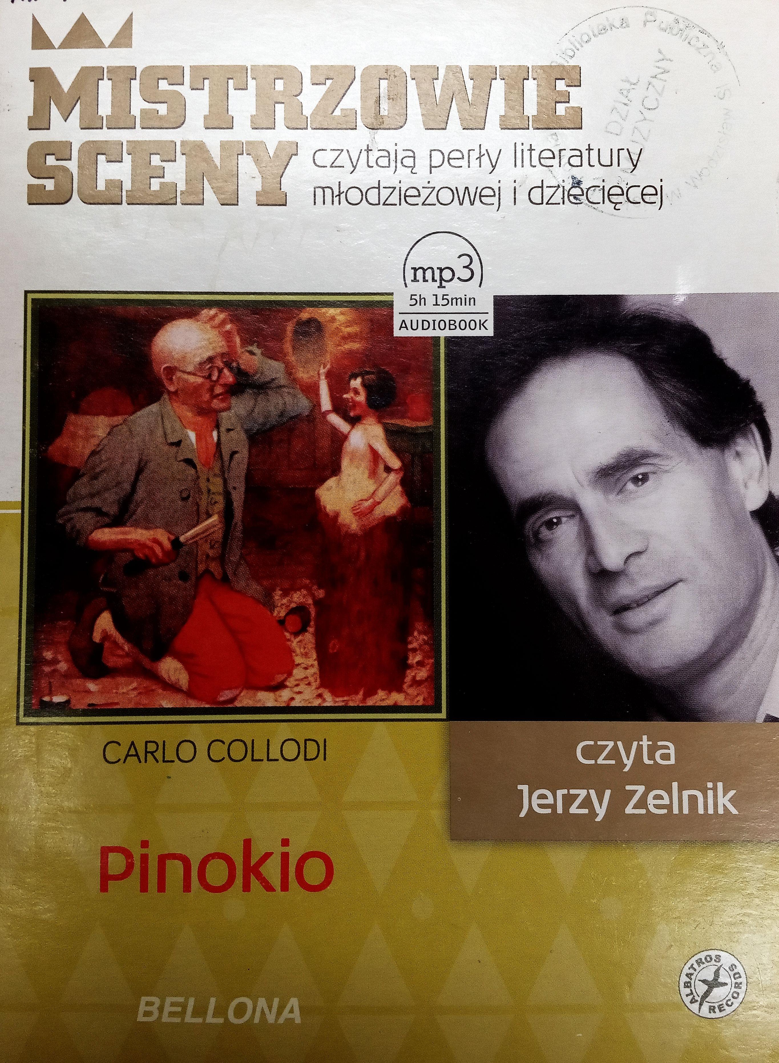Collodi Carlo – Pinokio