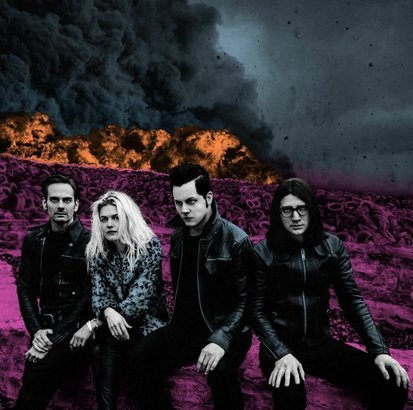Dead Weather – Dodge And Burn